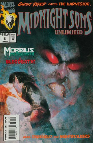 Midnight Sons Unlimited #2