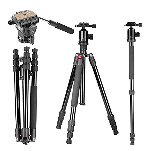 Neewer Monopod Including Carrying Camcorder