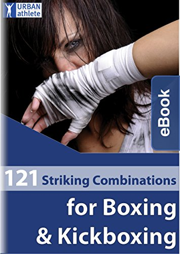 121 Striking Combinations for Boxing & Kickboxing (MMA Pad Training Concepts Book 1) by [McNeill, Dee, McNeill, James]