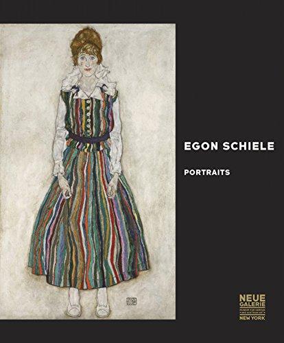 Egon Schiele Artwork - Egon Schiele: Portraits
