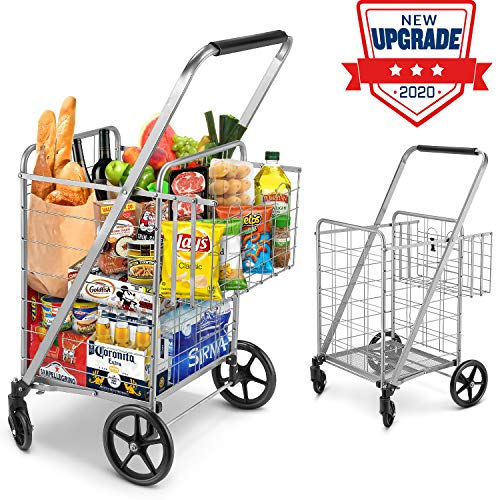 Shopping Cart Jumbo Double