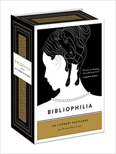 Bibliophilia: 100 Literary Postcards: Amazon.es: Vv.Aa ...