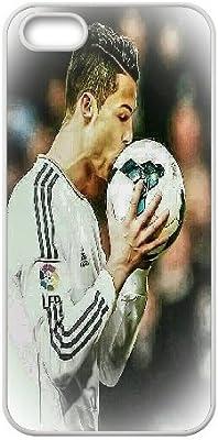 Cristiano Ronaldo Real Madrid besándose de dibujo de pelota de ...