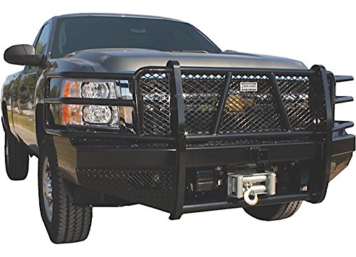 - Ranch Hand FBC155BLR Sport Series Winch Ready Bumper