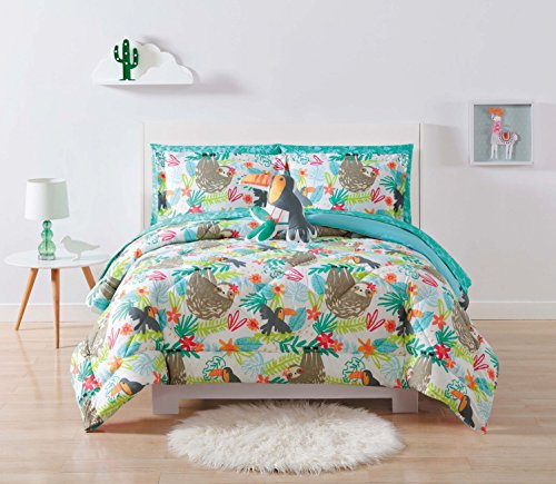 Laura Hart Kids Comforter Set, Full/Queen, Hanging Out by Laura Hart Kids