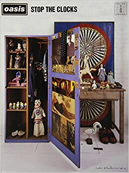 Book Oasis Stop The Clocks (Tab)