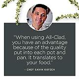 All-Clad Essentials Steam, Poach & Stew Pot