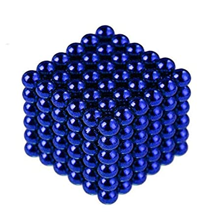 8color aBrilliantLife 5MM 216 Pieces Magnetic Balls Toys Sculpture Building Blocks Fidget Cube Stem Gift for Intellectual Development Office Toy Stress Relief Gift for Teens and Adult
