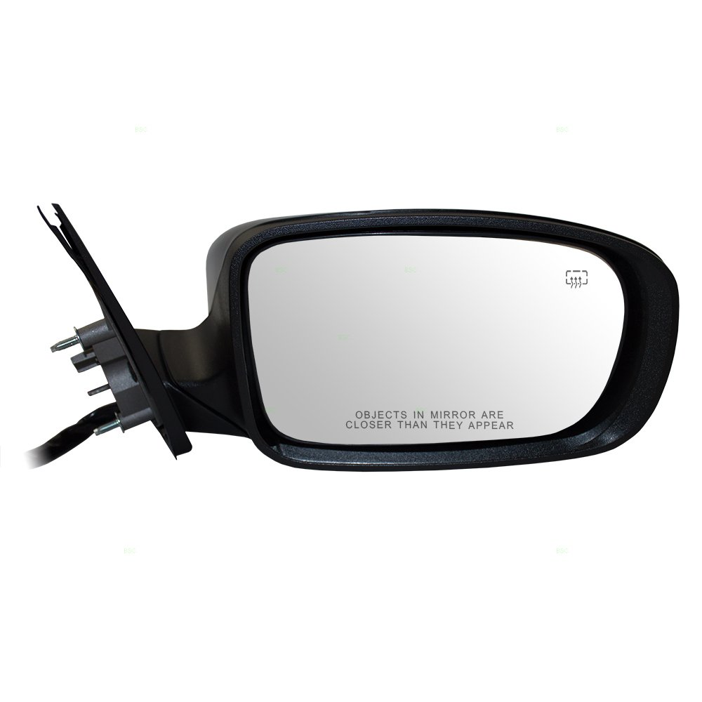 CHRYSLER 300C Chrome Passenger Wing Mirror Power Electric Heated Wing Mirror