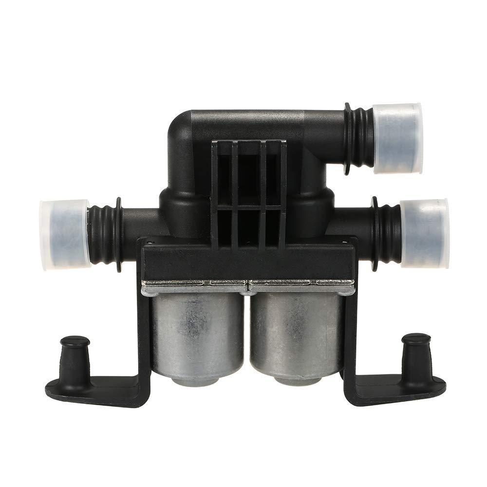 KKmoon Nueva V/álvula de Control del Calentamiento Apta para E53/E70//°F15/X5/00/ /15/E71//°F16/X6/64116910544/