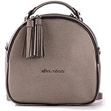 Alba Soboni Designed Women's PU Leather Medium 2 in 1 Backpack Shoulder Girl's Shoulder Handbag