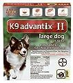 K9 Advantix II Large Dog 4Pack