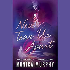 Never Tear Us Apart Audiobook