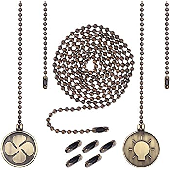 Hunter Pull Chain Set 13 6 Quot Ceiling Fan Pull Chain