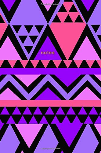 Notes: Abstract Purple Notebook Wide-Ruled 175-Page (Cool Notebooks) (Volume 1)