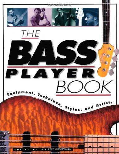 String Bass Music Free (The Bass Player Book: Equipment, Technique, Styles & Artists)
