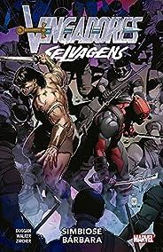 Vingadores Selvagens Vol. 4