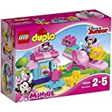 LEGO - 10830 - DUPLO - Jeu de Construction - Le Café de Minnie