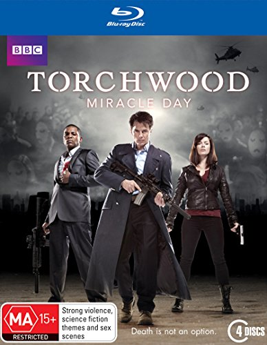 Torchwood Miracle Day | 4 Discs | NON-USA Format | Region B Import - Australia