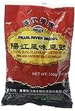 Pearl River Bridge Yang Jiang Flavor Preserved Beans, 250 g/8.82 oz.