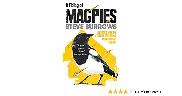 Amazon A Tiding Of Magpies Birder Murder Mystery 5 EBook