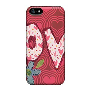 BayyKck PUEyIOc1450aABrx Case Cover Skin For Iphone 5/5s (love)