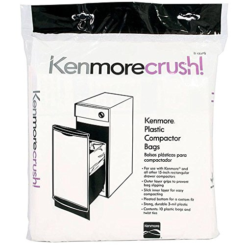 Kenmore 13370 Trash Compactor