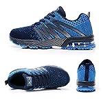 Azooken Herren Damen Sportschuhe Laufschuhe Turnschuhe Sneakers Leichte Fitness Mesh Air Sneaker Straßenlaufschuhe… 7