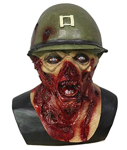 Dead Zone Halloween Scary Mask Zombie Horror Haunted House Latex Vampire for $<!--$25.98-->