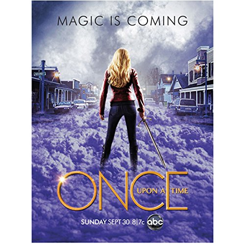 once-upon-a-time-jennifer-morrison-as-emma-swan-magic-is-coming-poster-8-x-10-photo