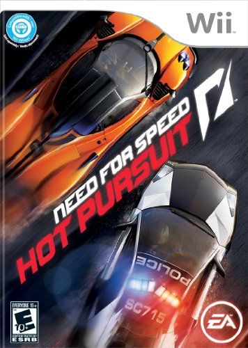 Need For Speed Hot Pursuit - Nintendo Wii (For Wii Speed Need Pursuit Hot)