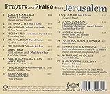 Prayers and Praise from Jerusalem