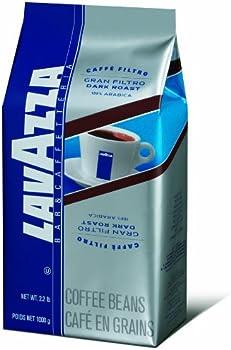 Lavazza 2.2Lb Dark Roast Whole Coffee Beans