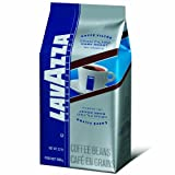 Lavazza Gran Filtro Whole Bean Coffee Blend, Dark Roast, 2.2-Pound Bags (Pack of 2) For Sale
