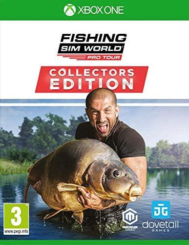 Fishing Sim World Pro Tour - Collector's - Actualités des Jeux Videos