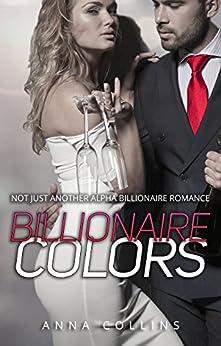 Billionaire Romance Colors Alpha Book ebook product image