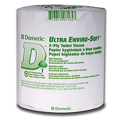 Dometic 379700023 D Line 2-Ply Toilet Tissue - 96 Pack