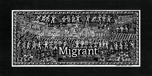 Read Online Migrant: The Journey of a Mexican Worker pdf epub