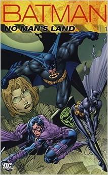 Book Batman - No Mans Land (New Edition)