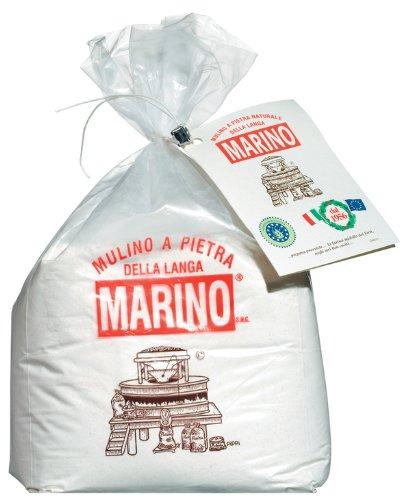 Mulino Marino Artisan Organic Durum Wheat Semolina Flour 35.27 Oz (1kg)
