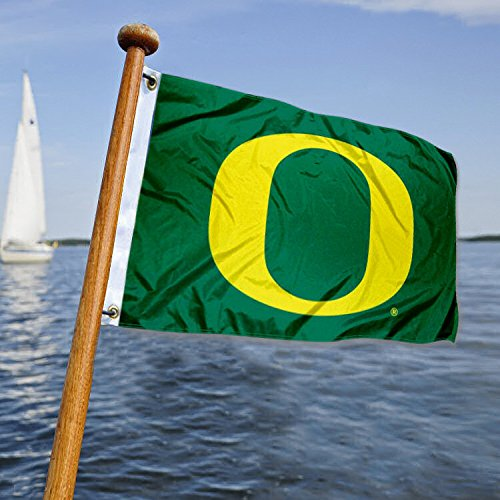 Oregon Ducks Golf Boat Mini Flag Review