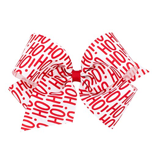 Wee Ones Holiday Hair Bow on WeeStay -