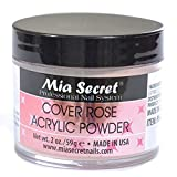 Best Acrylic Powders - Mia Secret Cover Rose Acrylic Powder 2 Oz Review