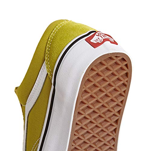 Zapatillas Unisex Old Vans Adulto Skool White Cress Green True U wqBvA7