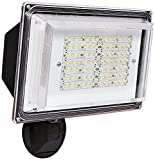 Amax Lighting LED-SL42BZ LED Security Light Wall Pack, 42W, Bronze For Sale