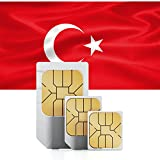 1GB of Mobile Internet Data sim Card to use in Turkey for 30 Days Rechargeable