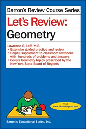 Amazon lets review geometry barrons review course ebook lets review geometry barrons review course 1st edition kindle edition fandeluxe Image collections