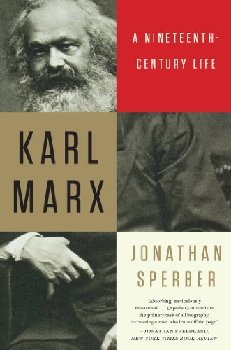 Karl Marx: A Nineteenth-Century Life cover