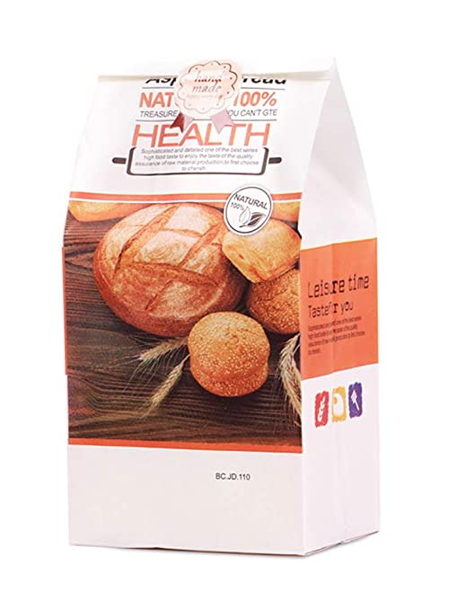 Hornet Park 100 Piezas de Alimentos Papel Kraft Embalaje ...