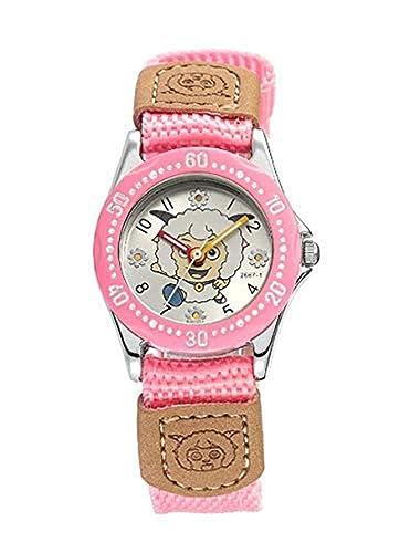 Los niños Hermosos Relojes Reloj Reloj Reloj de Cuarzo Reloj de Dibujos Animados de Snoopy: Amazon.es: Relojes